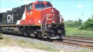 """TRAIN HORNS COMPILATION""(#3)(LOUD!)"