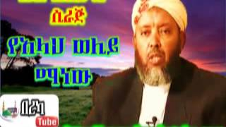 Ye Allah Weliy Manew | የአላህ ወሊይ ማነው | ᴴᴰ Sheikh Ibrahim Siraj