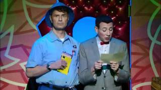The Pee-Wee Herman Show: Pen Pals from around the world