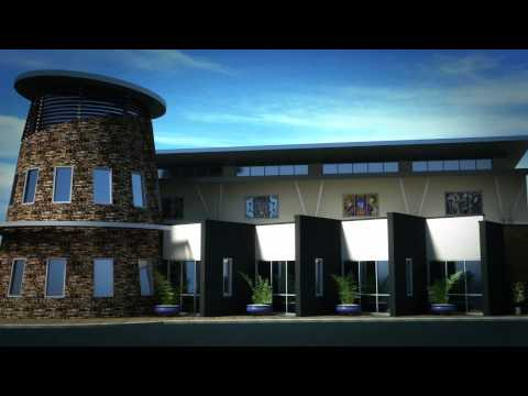 New Building Preview - Lubavitch Educational Center, North Carolina