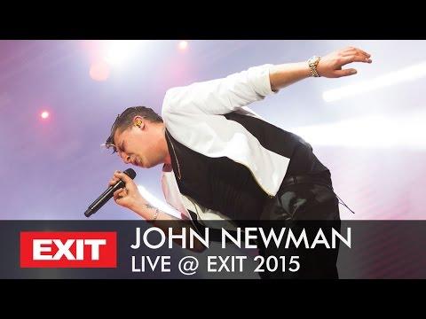 EXIT 2015 Live: John Newman - Love Me Again (HQ Version)