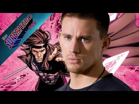 Is the Gambit Movie a Bit of a Gamble? - The Superhero Show