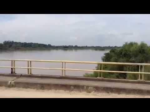 Por lluvias crecen ríos en el Sur de Veracruz. El afluente Coatzacoalcos también.