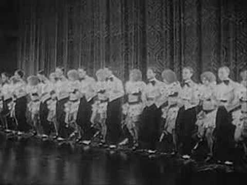 I'm In Love With You (1929) Dance number.