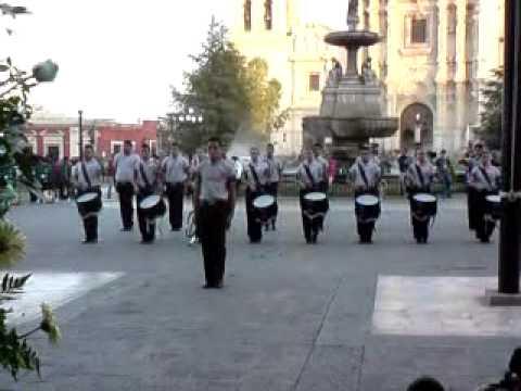 Bandas de Guerra Concurso Estatal Saltillo