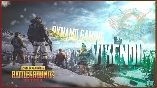 PUBG MOBILE LIVE | NEW SNOW MAP UPDATE | SUBSCRIBE & JOIN ME