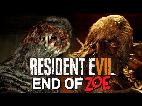 НАКАЗАЛ БОЛОТНОГО БОССА! - Resident Evil 7: End of Zoe (DLC) #4