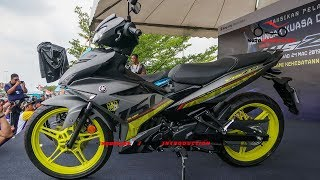 New 2019 Yamaha Y15ZR V2 Unveiled in Malaysia | New Yamaha Y15ZR 2019 model Official