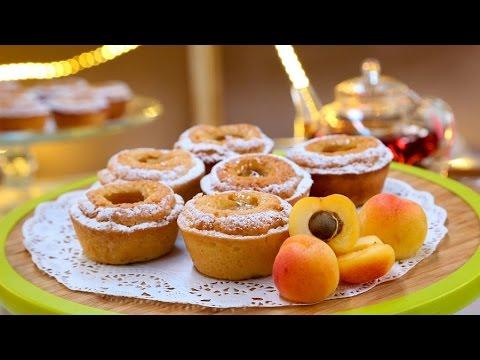 Choumicha : Tartelettes aux abricots (VF)