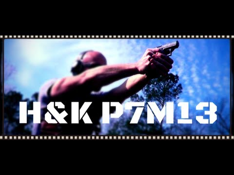 Heckler & Koch (HK) P7M13 9mm Review (HD)