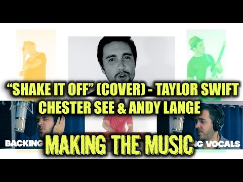 Shake it Off (cover) - Making the Music