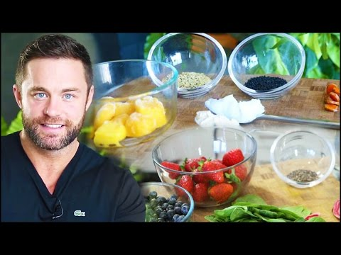 Smoothie Challenge: 3 Healthy Breakfast Smoothies - Saturday Strategy