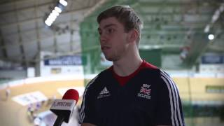 Great Britain's Philip Hindes desperate to end world championships medal wait