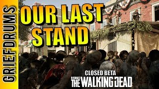 Overkill's The Walking Dead Closed Beta: HELL OR HIGH WATER PLAYTHROUGH