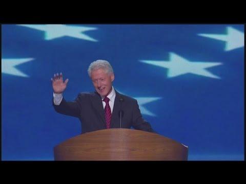 DNC day 2 will hear from former president, Bill Clinton