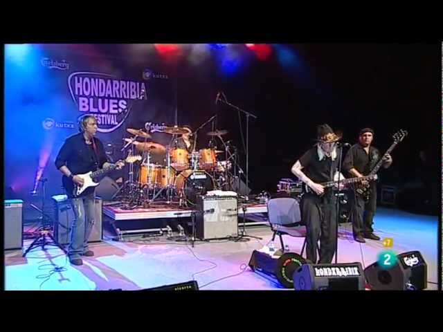 Johnny Winter - Live At Hondarribia 2011