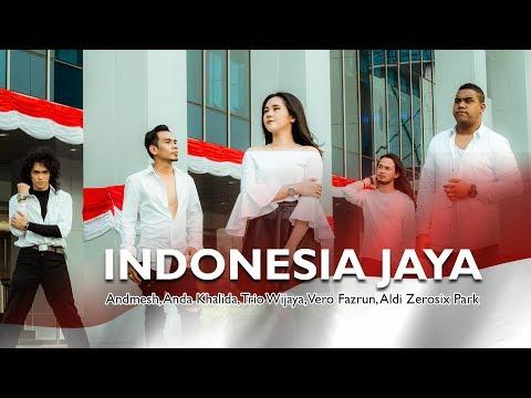 Indonesia Jaya - Andmesh, Anda Khalida, Trio Wijaya, Vero Fazrun, Aldi Zerosix Park