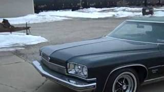 1973 Buick Centurion 2dr Sport Coupe For Sale
