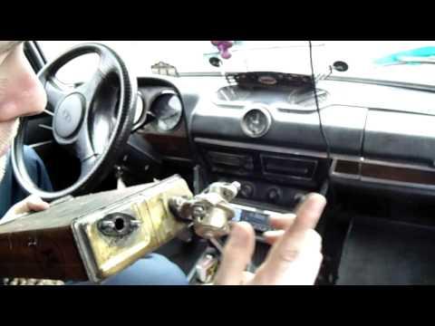Видео как снять печку ВАЗ 2106