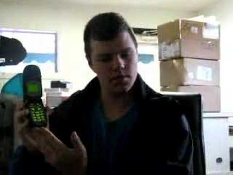 JAMES NET THE MOTOROLA I530 PHONE