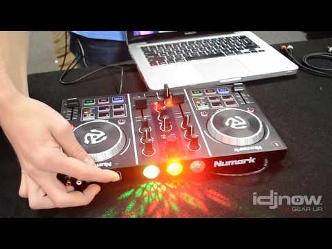 Numark Party Mix DJ Starter Package