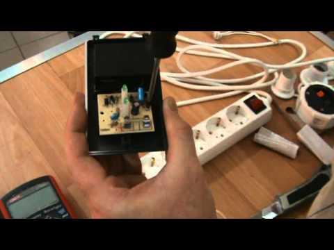 Как сделать прибор для остановки электросчетчика своими