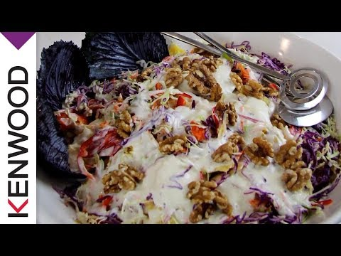 Cabbage Salad Recipe - CREATE MORE with Kenwood