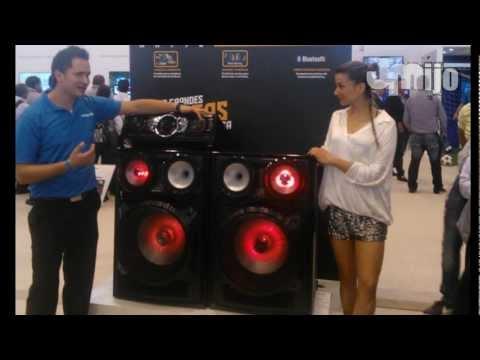 Nuevos Samsung Giga Sound Beat 2013