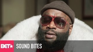 How Rick Ross Stays Fit And Eats Chicken Wings Everyday