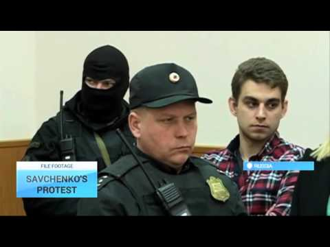 Savchenko's Protest: Ukrainian pilot to resume hunger strike without water if extradition delayed