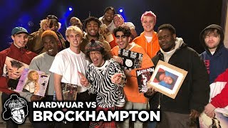 Nardwuar vs. BROCKHAMPTON