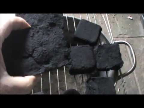 DIY charcoal briquettes. Part 1 of 4