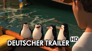 DIE PINGUINE AUS MADAGASCAR Clip 'Wilde Verfolgungsjagd!' Deutsch German (2014) HD