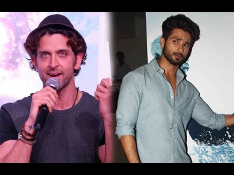 Hrithik Roshan's Biggest Dare For Shahid Kapoor