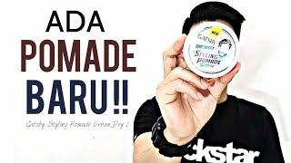 ADA POMADE BARU ! | Review Pomade Baru Gatsby Styling Pomade Urban Style Side Swept