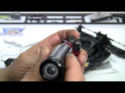 Axial EXO Page By Page Video #13