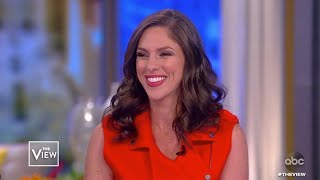 Abby Huntsman Shares Farewell on Last Day Co-Hosting | The View