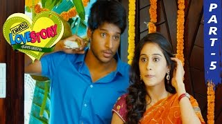 Routine Love Story Full Movie Part 5 || Regina Cassandra, Sundeep Kishan
