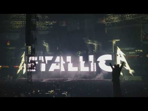 Metallica Live in Toronto July 16/2017
