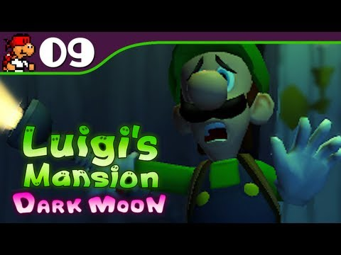 Luigi's Mansion: Dark Moon - A-4: Visual Tricks - Episode 9 - KoopaKungFu