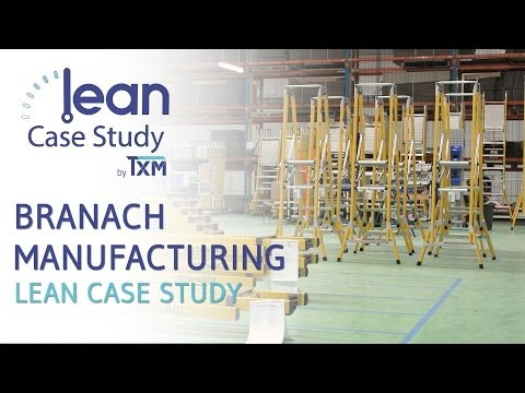 nascar lean manufacturing case study Summaries and links to over fifteen case studies on our website includes layout, strategy and lean.
