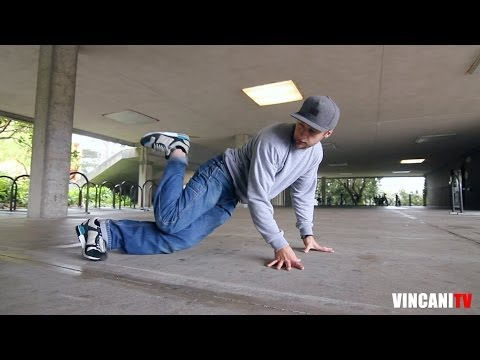 How to Breakdance | Footwork Combination | Intact (Ruffneck Attack, Ukraine)