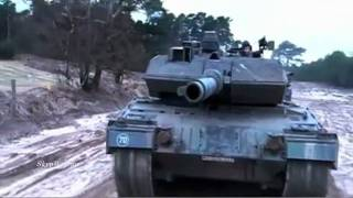 Leopard 2 Tank 2011-The BEST