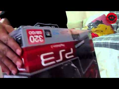 Ps3 Slim GT5 , Move And Navigator Unboxing With | Da_DaRk_LoRd & Hamo0odz| اول نظرة