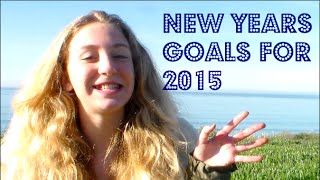 My New Years Goals 2015 💗