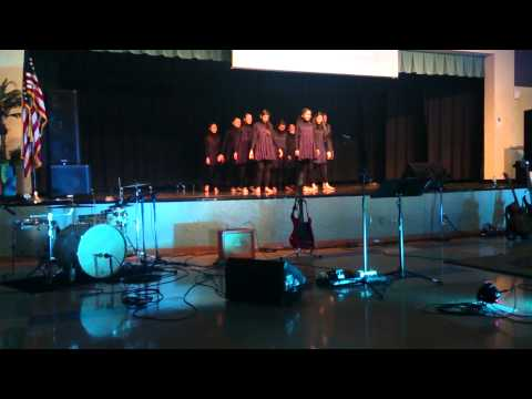 Oceans dance-Iglesia New Life