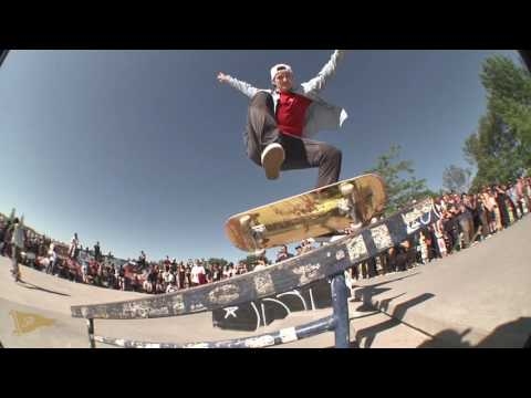 Primitive Skate Best of Canada Demos | Shane O'Neill, P-Rod, Diego