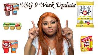 VSG Weight Loss Surgery | 10 Week Post Op Update | Vertical Sleeve Gastrectomy
