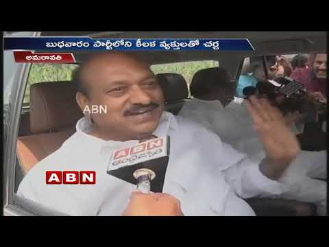 ABN Special Focus On AP CM Chandrababu Naidu Concentration on Contesting Candidates Selection