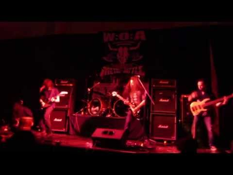Ocelotl - Tonal WOA Metal Battle Mexico 2013 (Live in WOA Metal Battle Mexico 2013)